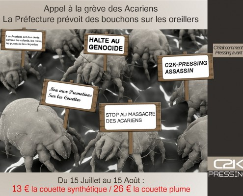 Manifestation Sud Vendée